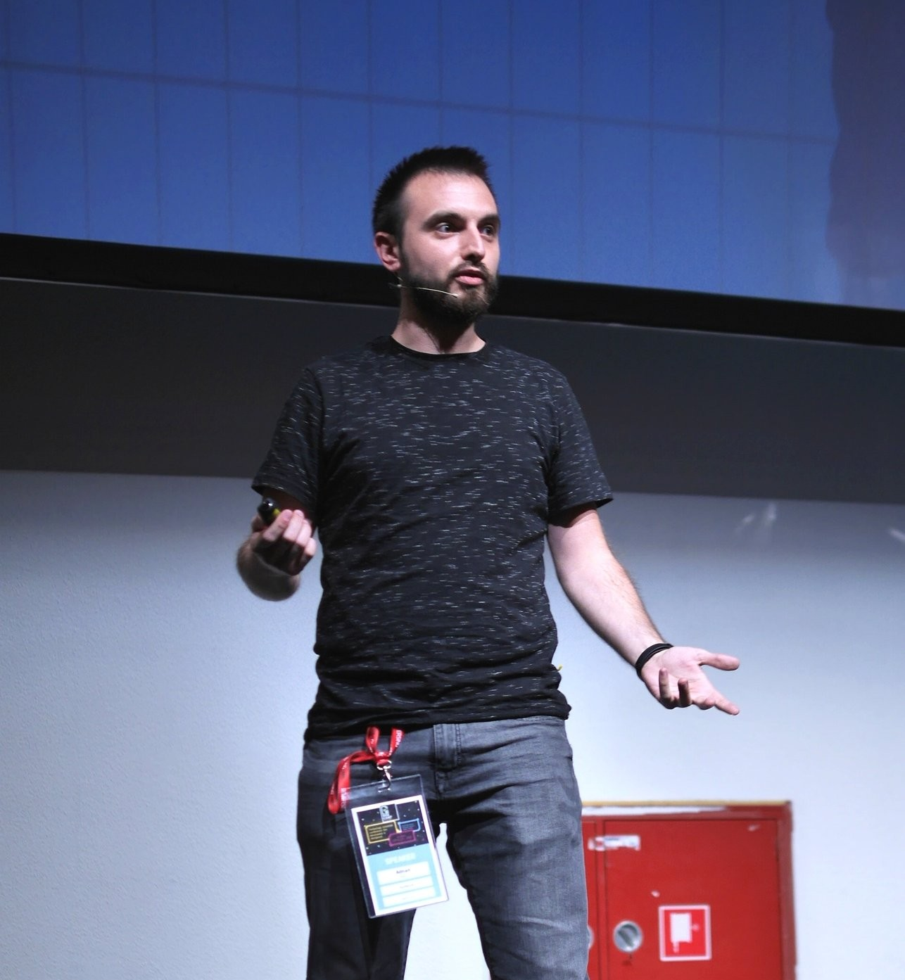 Photo for talk Adnan Rahic: Load-Balancing Node.js in Production